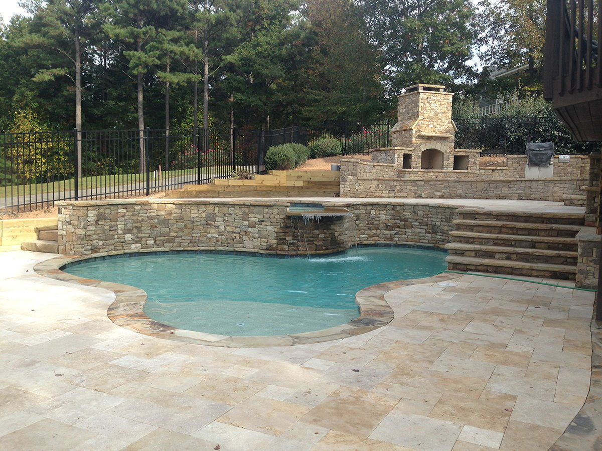 Atlanta Swimming Pool Design